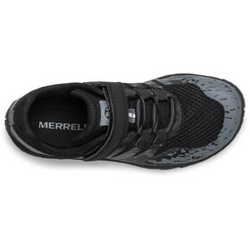 Merrell Trail Glove 5 A/C Zapatillas Niños, negro